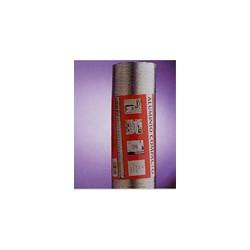 TUBO RETRACTIL 120/1 MT BLANCO ALUMINIO - Imagen 1