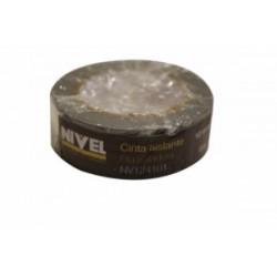 CINTA AISL. 10MT X 19MM NIVEL PVC GR NV124101 - Imagen 1