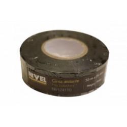CINTA AISL. 33MT X 25MM NIVEL PVC NE NV124110 - Imagen 1