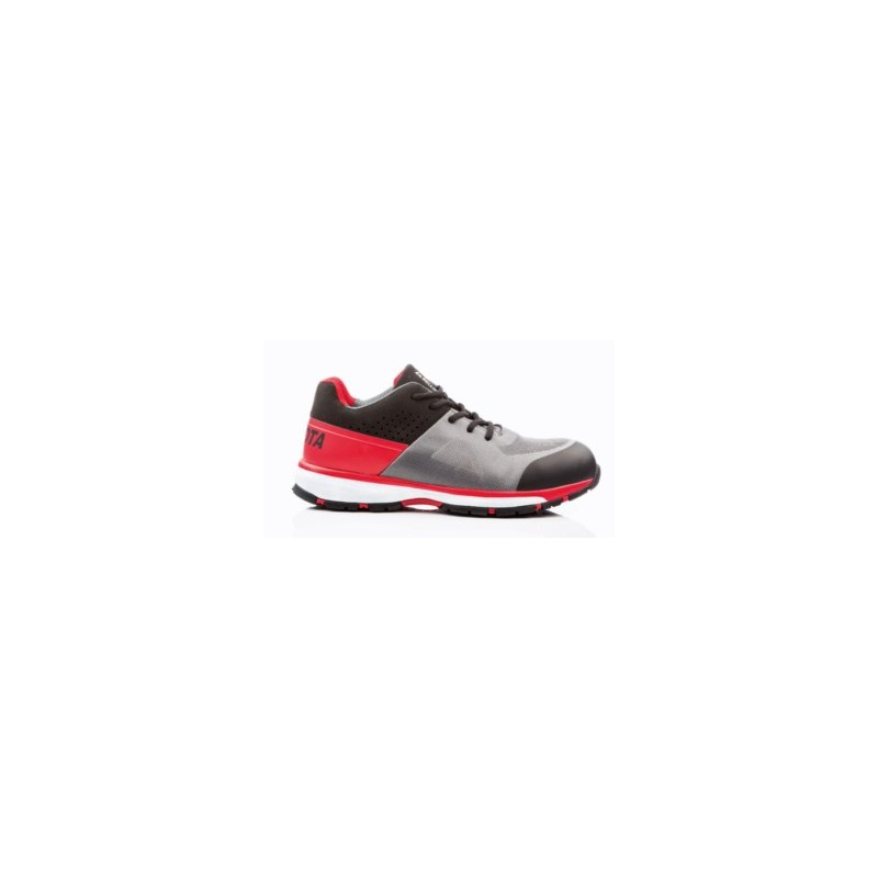 Microf Seg S1p Pu Running Zapato T46 Bellota Negrarojagris 8PkXNwn0O