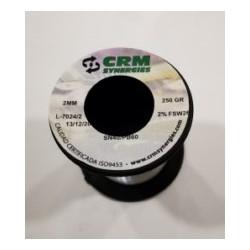 ESTAÑO SOLD RESINA 250GR-2MM 40%60% CRM - Imagen 1
