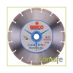 DISCO SINTERIZADO CORTE SECO BRICO 115 MM. 543031997 - Imagen 1
