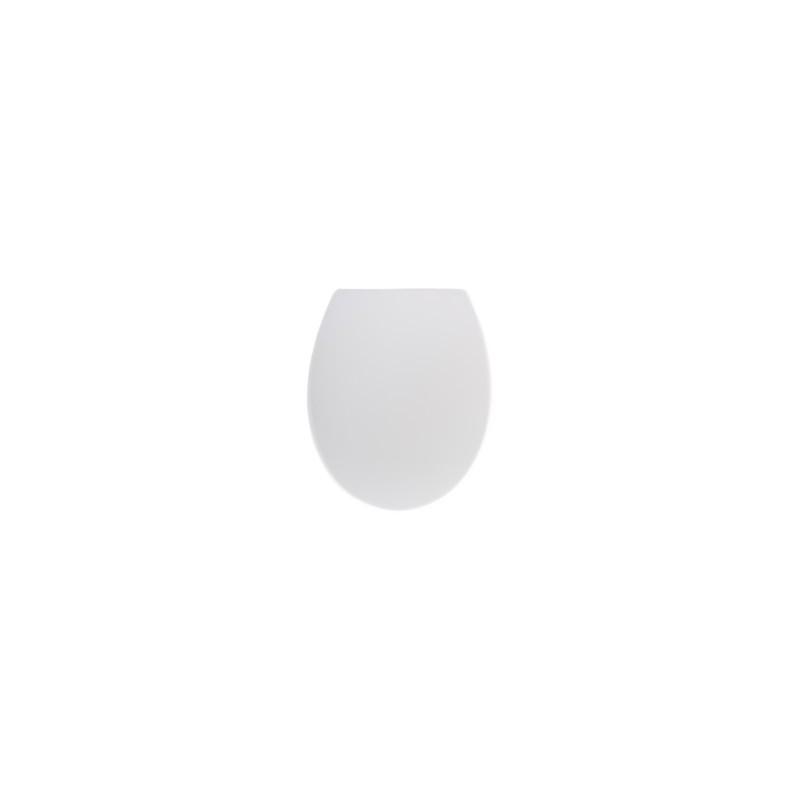 TAPA WC INODORO 37,5X44,5CM BL CENTO WENKO - Imagen 1