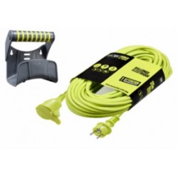 PROLONGADOR 3X1,5MM 10MT  3680V 230V IP44 JARDIN VER MASTERP - Imagen 1