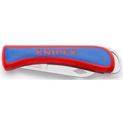 NAVAJA ELEC 120 MM PLEG KNIPEX M/PLAST 16 20 50 SB - Imagen 1