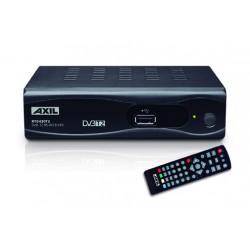 RECEPTOR TV TDT T2 HDMI EUROCONECTOR AXIL 0 - Imagen 1