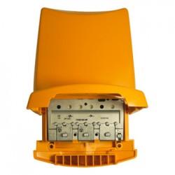 AMPLIFICADOR MASTIL 24V 1E/1S FM/B3/DAB/UHF G41 VS116 TELEVE - Imagen 1