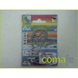 CADENA BOLAS 40 CM CROMADO - Imagen 1