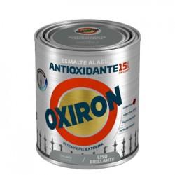 ESMALTE ANTIOXI. BRI. 750 ML GR/PER EXT. LISO TITAN OXIRON A - Imagen 1