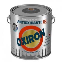 ESMALTE ANTIOXI. BRI. 2,5 LT PLA EXT. LISO TITAN OXIRON AL A - Imagen 1