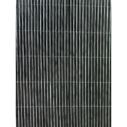 CAÑIZO OCULT. 1X3MT SOLAR NORTENE PVC MARR FENCY TWIN 201778 - Imagen 1