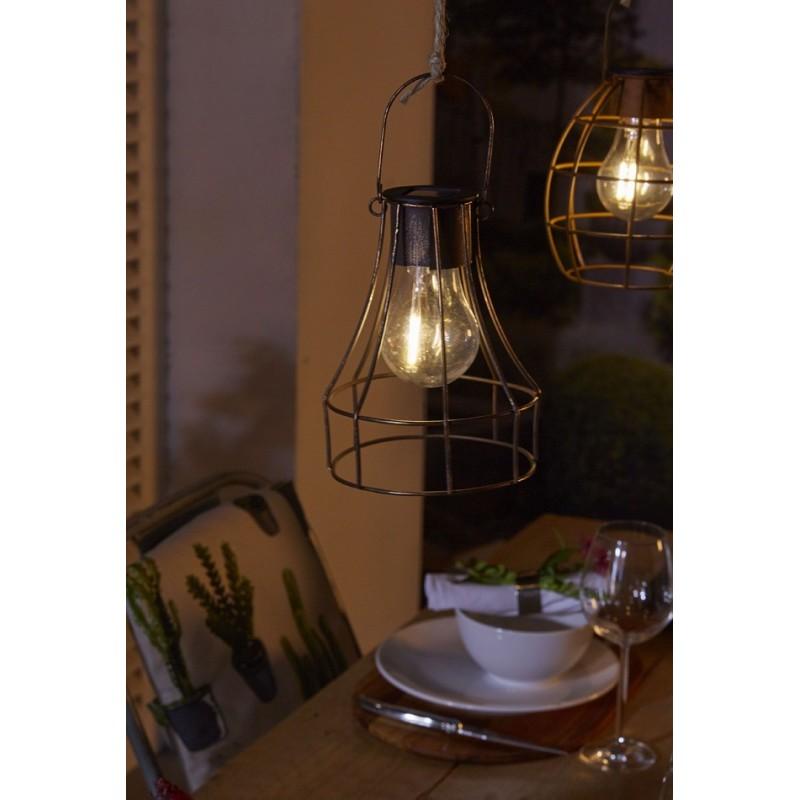 LAMPARA JARD SOLAR LUXFORM DORTMUND IL271610 - Imagen 1