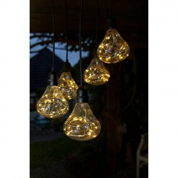 LAMPARA JARD GUIRN. LUXFORM IL975550 5 PZ - Imagen 1