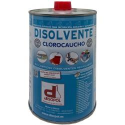 DISOLVENTE CLOROCAUCHO ENV.MET DISOPOL 1 LT - Imagen 1