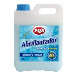 ABRILLANTADOR SUELO MARMOL-TERRAZO PQS 741007 2 LT - Imagen 1