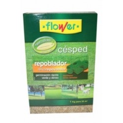 SEMILLA CESPED REPOBLADORAS FLOWER 1-10871 1 KG