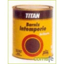 BARNIZ INTEMPERIE 1 LT BRILLO - Imagen 1