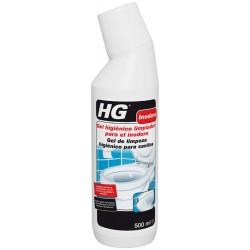 LIMPIADOR HIGIENICO INODORO HG GEL 321050130 500 ML