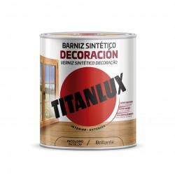 BARNIZ MAD BRI. 4 LT INC. SINT DECORACION INTERIOR/EXTERIOR