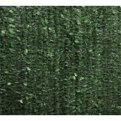 Seto jardín artificial 1X3m polietileno NATUUR