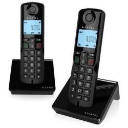 TELEFONO INALAMBRICO DUO NE S250 ALCATEL 1 UD - Imagen 1
