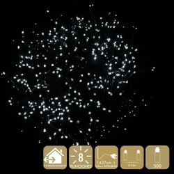 LUZ NAV. 8 FUNC. LED 500 LUCES BL JUINSA - Imagen 1