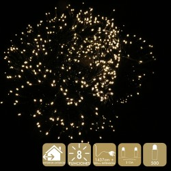 LUZ NAV. 8 FUNC. LED 500 LUCES CALIDO JUINSA - Imagen 1
