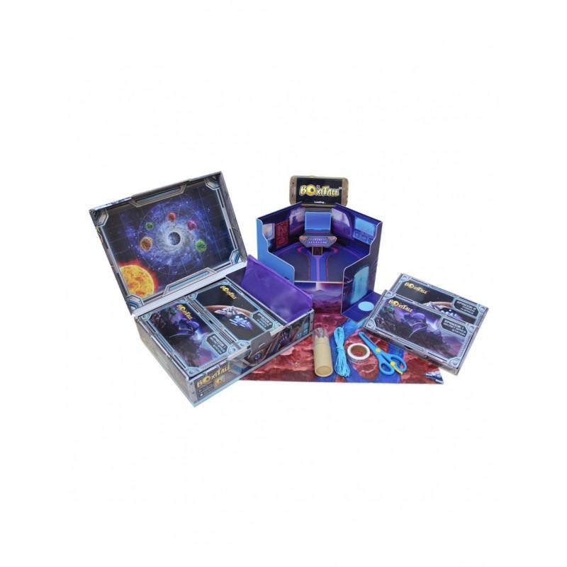 JUEGO INTERACTIVO EPIC BOX ELLITE EXPLORERS BOXITALE - Imagen 1