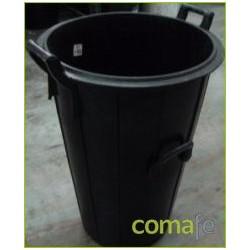 CUBO GOMA FIEL S/TAPA DE 120 L UNIDAD - Imagen 1