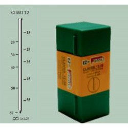 CLAVO CLAVADORA NEUMATICA  F18/50RN F18/57VM 1,24X20MM 1,2MM - Imagen 1