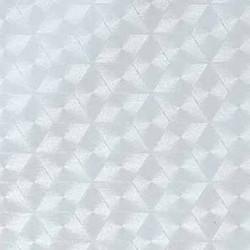 ADHESIVO DEC. 45CMX15M ROMBOS PVC TR. ADH. TRANSLUC. ROMBOS - Imagen 1