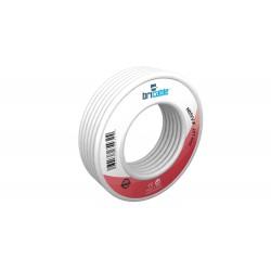 CABLE ELEC PLANO MANG H03VVH2-F BRICABLE BL 300 MT - Imagen 1