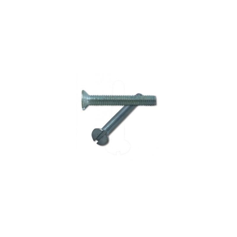 TORNILLO R/H. 963 C/PLANA 6X 10 ZINC