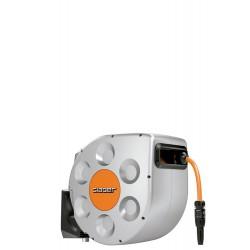 PORTAMANGUERA JARD 20MT MURAL CLABER ROTOROLL AUTOM D8696000 - Imagen 1