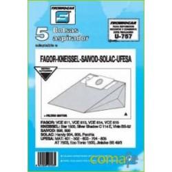 BOLSA ASPIRADOR UFESA AT7503 5P.757 - Imagen 1