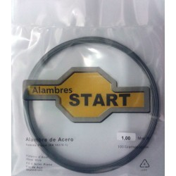 Alambre cuerda piano 0,60mm ALAMBRES STAR