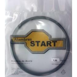 Alambre cuerda piano 0,70mm ALAMBRES START