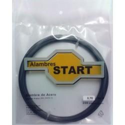 Alambre cuerda piano 1mm ALAMBRES START