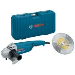 Amoladora profesional 230mm 2200w BOSCH