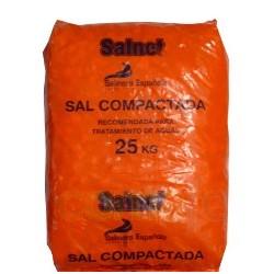 SAL EN PASTILLAS PARA  DESCALCIFICADOR 25KG - Imagen 1