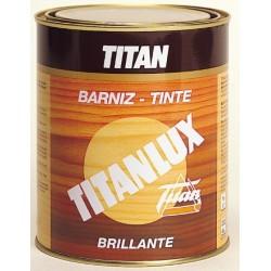 Barniz tinte roble brillo 500mm TITAN
