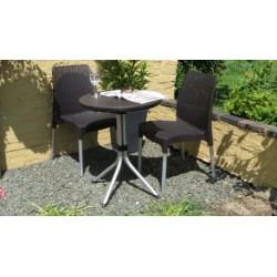 Mueble jardín bistro 2...
