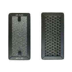 Filtro purificador 20x9,5x1,5 cm carbono - Imagen 1