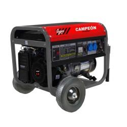Generador gasolina 13cv 5,0kva monofase CAMPEÓN