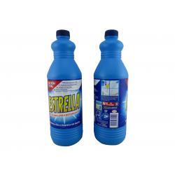 Lejía con detergente azul lejia desinfeccion 1350ml ESTRELLA - Imagen 1