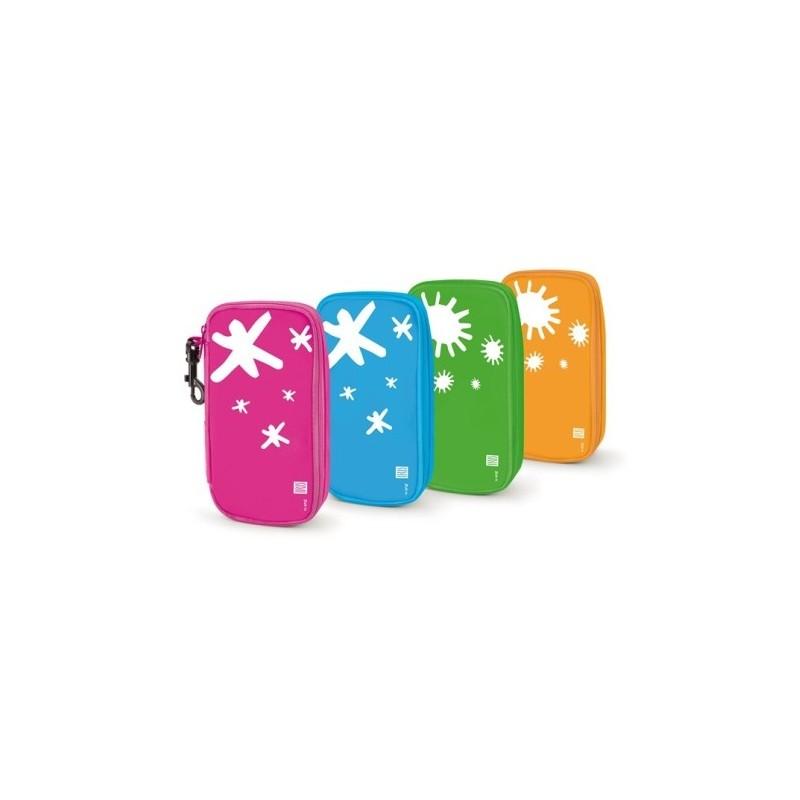 Bolsa térmica portabocadillos colores IRIS