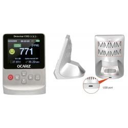Medidor CO2 infrarrojos color plata OCARIZ
