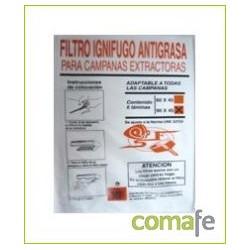 FILTRO CAMPANA PAPEL 60-10097 - Imagen 1