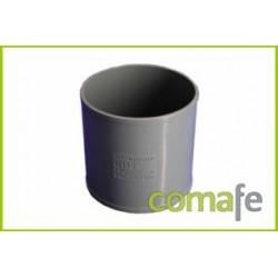 MANGUITO PVC EVACUACION H-H Ø 40 - Imagen 1