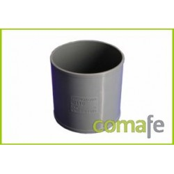 MANGUITO PVC EVACUACION H-H Ø 110 - Imagen 1